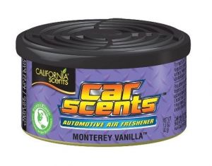 California Scents Car Scents Vanilka