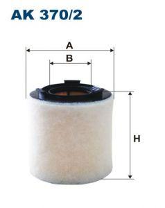 Vzduchový filtr Filtron AK 370/2