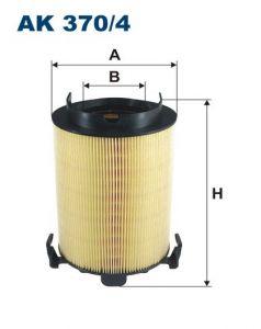 Vzduchový filtr Filtron AK 370/4
