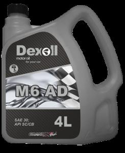 Dexoll M6AD 4L