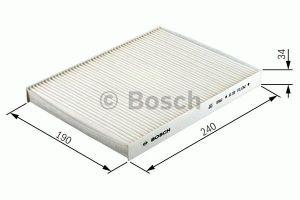 Kabinový Filtr Bosch 1 987 432 087