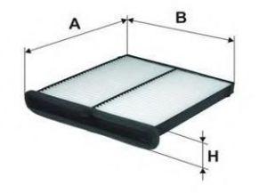 Kabinový filtr Filtron K 1316