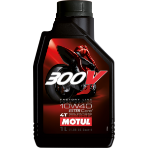 Motul 300V Factory Line 10W-40 4T 1L