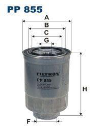 Palivový filtr Filtron PP 855