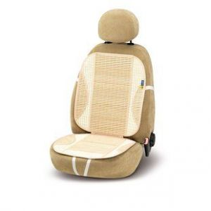 Podložka na sedadlo, bambus