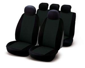 Potahy na sedadla černé