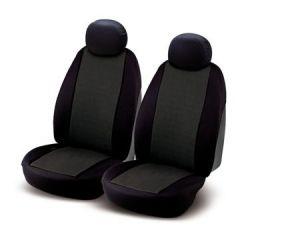 Potahy na sedadla černé přední
