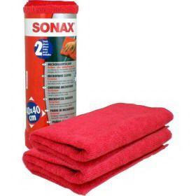 SONAX utěrka z mikrovlákna - 2 ks