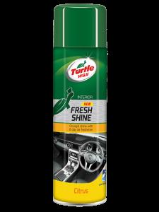 Turtle Wax Fresh shine Cockpit spray citron 500 ml