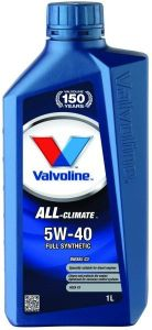 Valvoline ALL CLIMATE DIESEL C3 5W-40 1L
