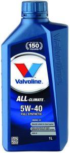Valvoline ALL CLIMATE DIESEL C3 5W-40 1L