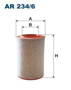 Vzduchový filtr Filtron AR 234/6