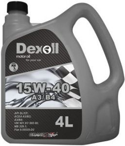 Dexoll A3/B4 15W-40 10L