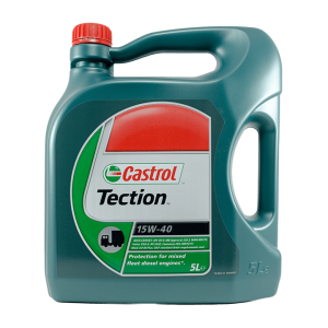Castrol TECTION 15W-40 5L