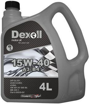 Dexoll A3/B4 15W-40 4L