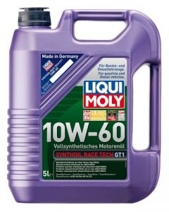 Liqui Moly 1391 Synthoil Race Tech GT1 10W-60 5L