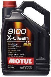 Motul 8100 X-clean 5W-40 C3 5 l