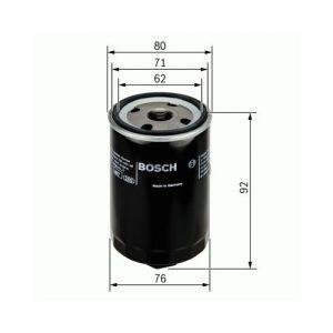 Olejový Filtr Bosch 0451 103 318