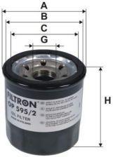 Olejový filtr Filtron OP 595/2