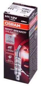 Osram Night Breaker Unlimited H1 12V / 55W