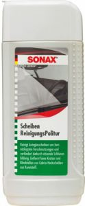 Sonax politura na čištění skel 250 ml