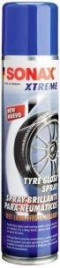 SONAX Xtreme leštící spray na pneu  400ml
