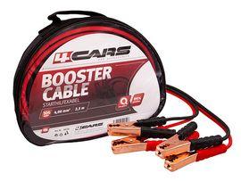 Startovací kabely 300A, 4mm2, 2,5m 99% měď 4Cars
