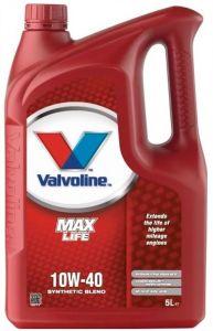 Valvoline MAX LIFE 10W-40 5L