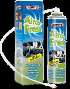WYNNS sprej na čištění systému klimatizace 250 ml