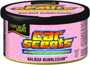 California Scents Car Scents Žvýkačka
