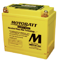 MotoBatt 12V/ 14Ah (P+L) MBTX12U