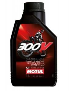 Motul 300V 4T Factory Line Off Road 15W-60 1 l