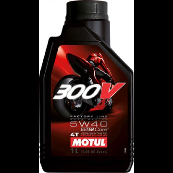 Motul 300V FL Road Racing 5W-40 1L