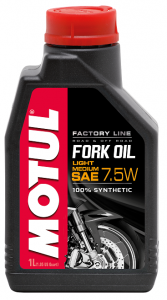 Motul Fork Oil Factory Line 7,5W Light/Medium 1 l