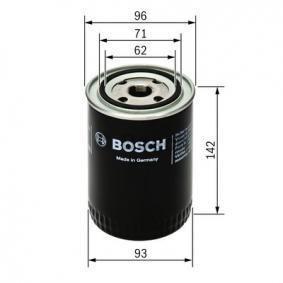 Olejový filtr Bosch 0 451 203 194