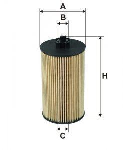 Olejový filtr Filtron OE 648/6