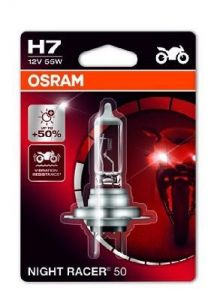OSRAM NIGHT RACER 50 H7 12V/55W  64210NR5-01B