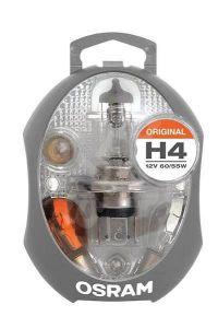 Osram sada náhradních žárovek H4