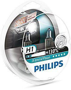 PHILIPS H1 X-treme Vision 12258XVS2 12V 55W