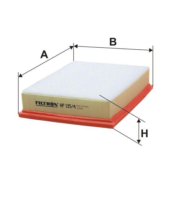 Vzduchový filtr Filtron AP 135/4