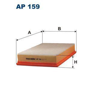 Vzduchový filtr Filtron AP 159