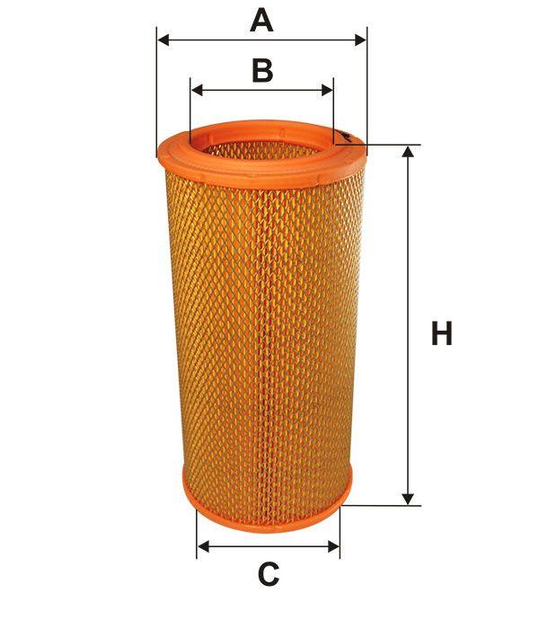 Vzduchový filtr Filtron AR 305