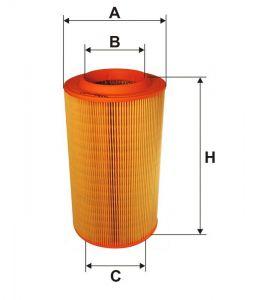 Vzduchový filtr Filtron AR 316/1