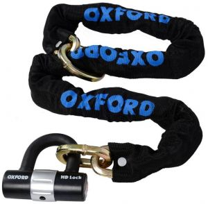 Oxford HD Loop LK146, 1,2 m Řetězový zámek