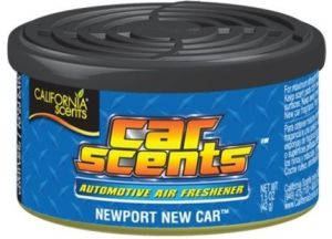 California Car Scents New Car