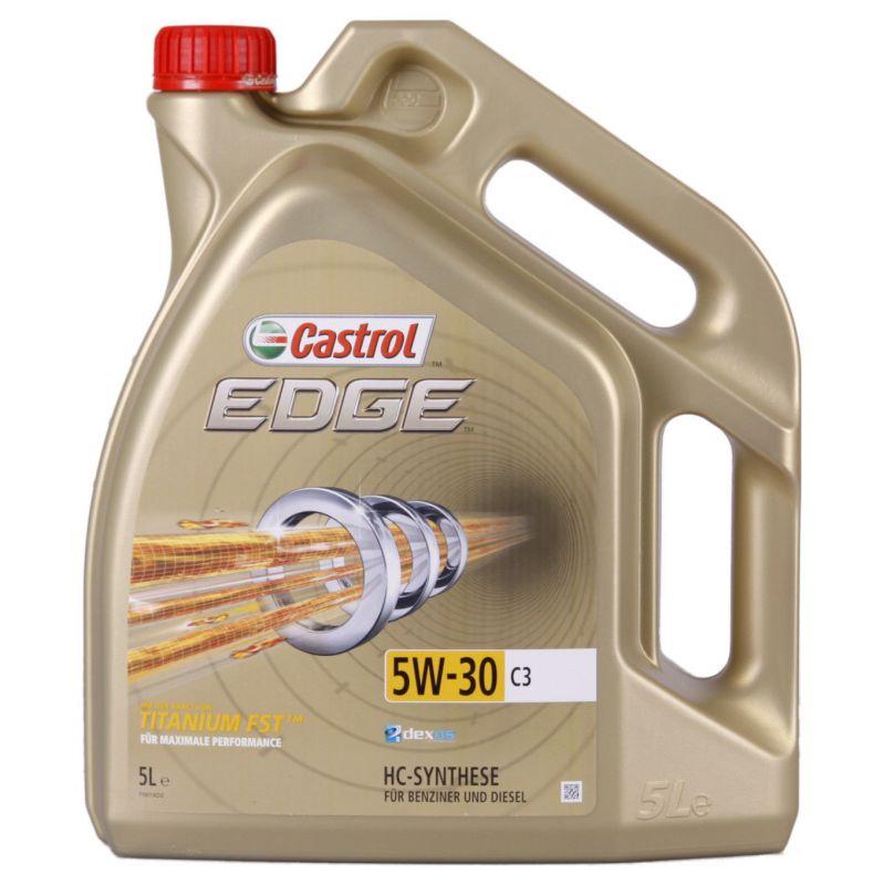 Castrol EDGE Titanium FST C3 5W-30 5L