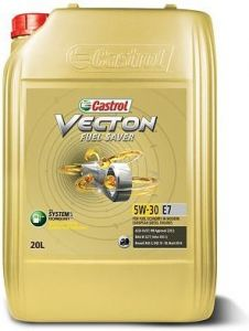 Castrol Vecton Fuel Saver 5W-30 E7 20L