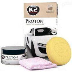 K2 PROTON tvrdý vosk karnauba 200 g