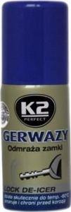 K2 Rozmrazovač zámků 50ml