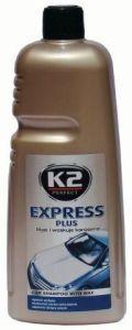 K2 Šampon s voskem 1L